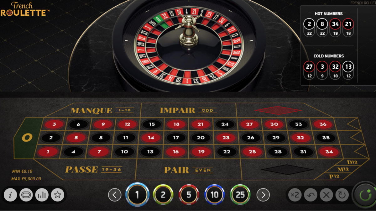 French Online Roulette Philippines