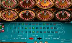 Multi-Wheel European Roulette